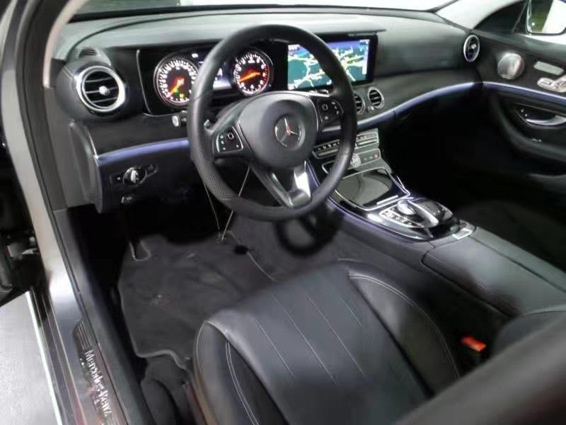 二手车分期 2017 E300 4matic,新款钥匙 帅的不要不要的