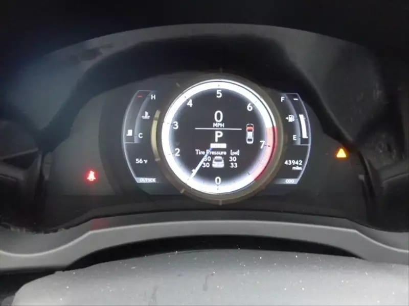 美国二手车行情 2014 LEXUS IS250 F-sports AWD,里程4w3