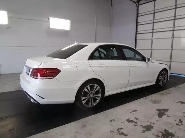 美国买车贷款流程 2014 奔驰 E350,商务范的运动轿车,配置:导航,