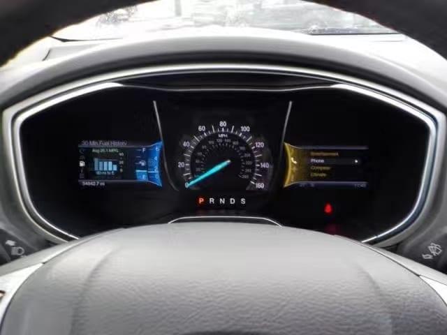 """买车位 高登 价比最高的""""代步车"""" 2014 Ford Fusion SE,配置:天窗,倒影"""