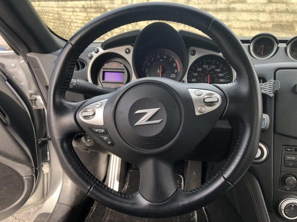 二手车法拍车 2017 Nissan 370Z 里程:24K 价格:2字头