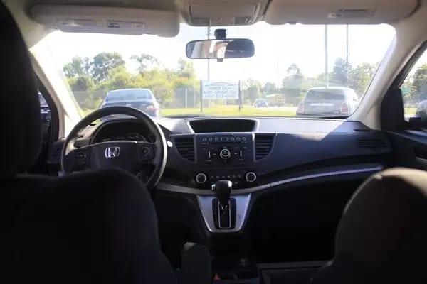 二手车美国 2013 Honda CRV LX awd,里程才1w5 ,配置:倒影,蓝牙