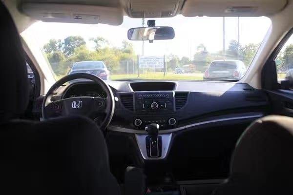 二手车合约 2013 Honda CRV awd,跑了55k 基本的配置都有