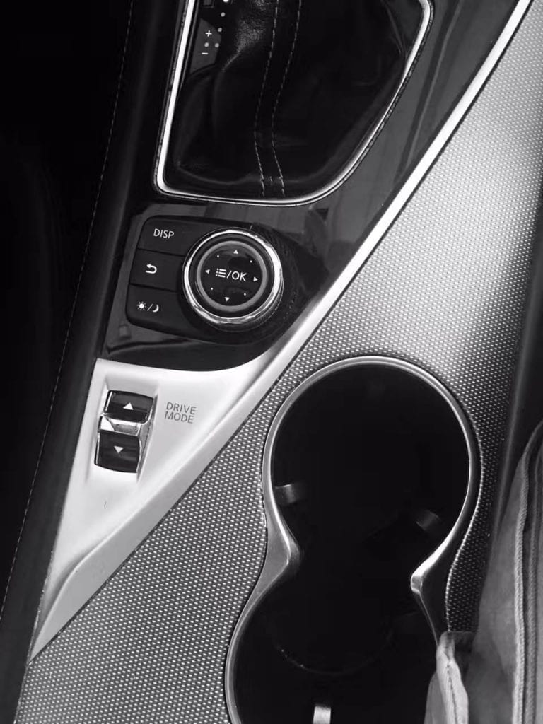 买车求平安符 2014 英菲尼迪 Q50 AWD,全车配置高级:双屏幕-操作轻松