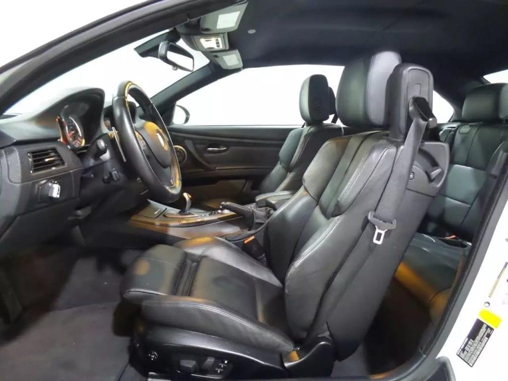 美国二手车中国 2013 硬顶敞篷 M3,有情怀的朋友,里程2w,价格4打头。