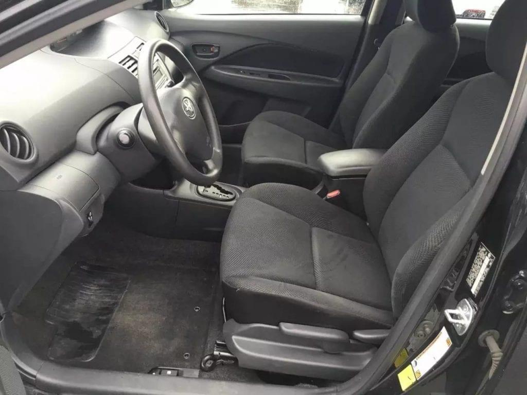 买车优惠2018 什么车又新,又不容易坏,还便宜?2012 Toyota Yaris
