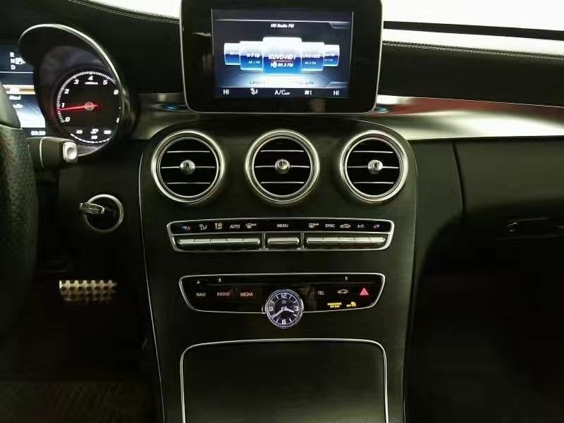 二手车is250 2015 Mercedes C300 4matic,四轮驱动 价格3左右