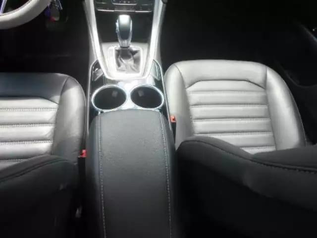 试二手车 2013 Ford Fusion,国内的蒙迪欧,里程:37k,配置高:皮座椅