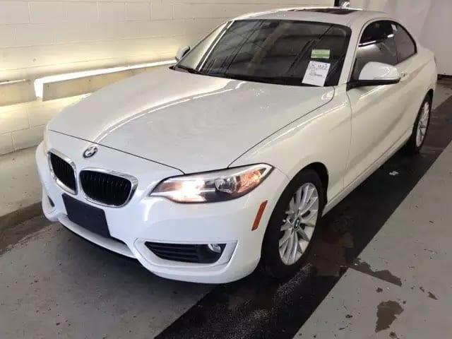 二手车价格 2014 BMW 228i,里程:32k,2w5预算就选它,小宝马,