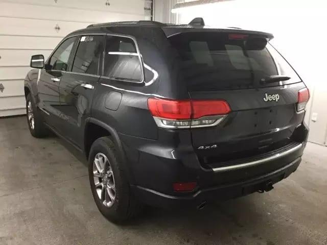 买二手车攻略 2014 Jeep 大切诺基 Limited 款,里程才:3w8,氙气大灯