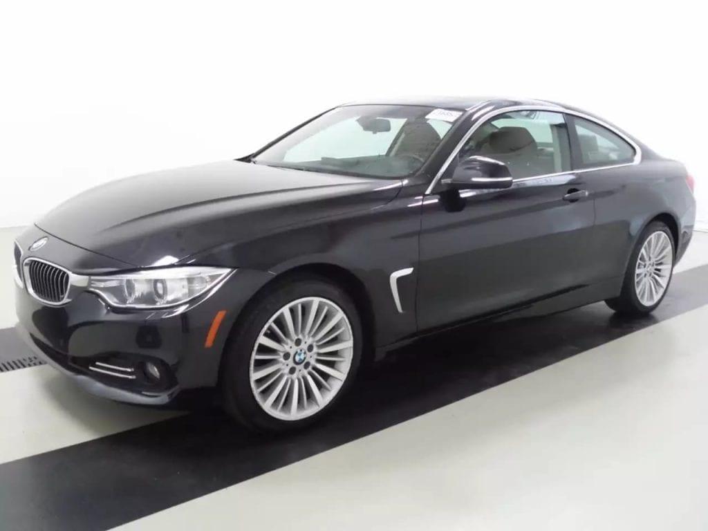二手车一年 2014 BMW 428i Xdrive,不仅是四驱,还有豪华套件