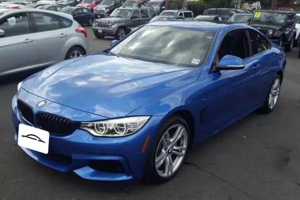 二手车收购 2014 BMW 435i Xdrive,里程:19k,双涡轮增压