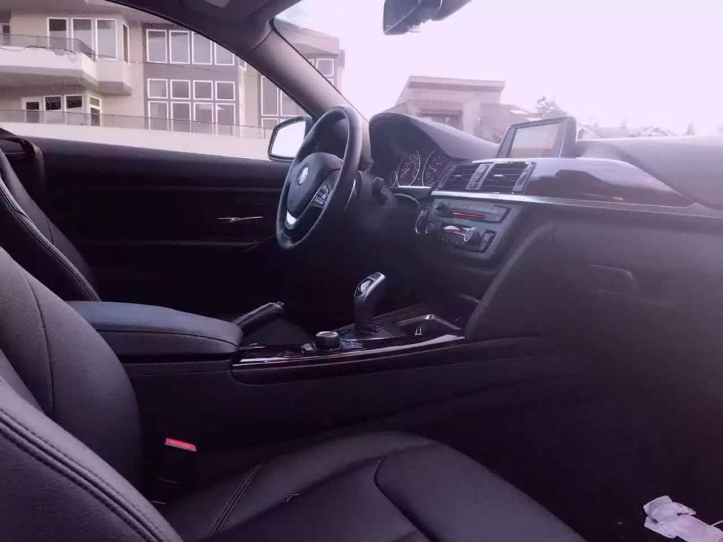 u car二手车 2014 BMW 428i Xdrive 外黑内黑,里程20k 价格3打头!私人车!