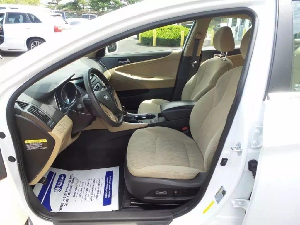 二手车推荐30万 2014 Sonata,国内叫索纳塔8代,简称索8