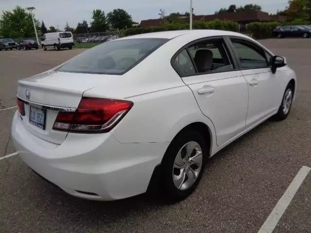 二手车检查 2013 Honda Civic,年度最佳经济型轿车,首选代步车 里程42k