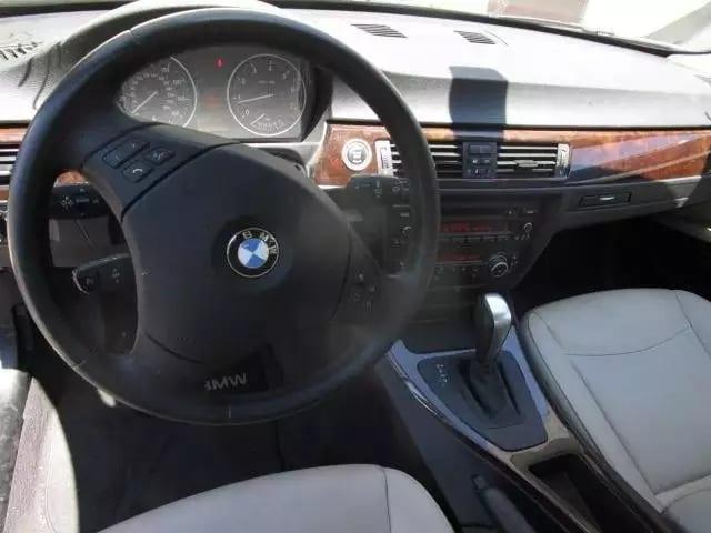 二手车运回国 2010 BMW 328i-Xdrive,里程:68k,黑色原厂漆 米色皮座