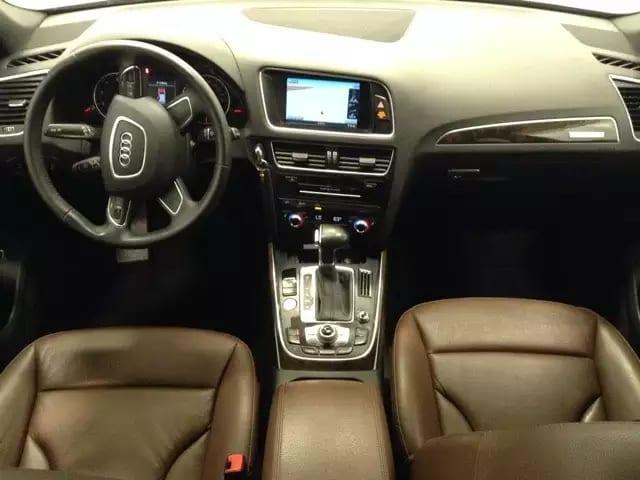 2014 Audi Q5,里程:37k,配置:导航,倒影,mmi,加热,皮座,全景天窗。