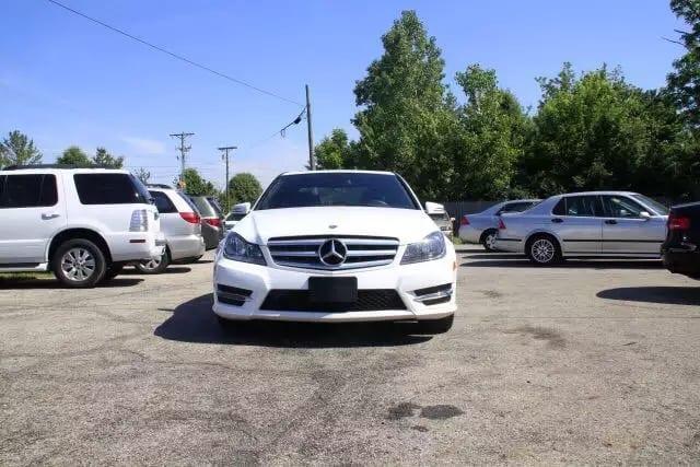 2013 Mercedes C300 4matic sports,里程:28k,车况如新,全皮座椅,桃木内饰