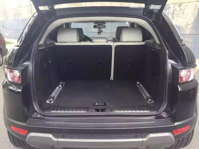 2013 Range Rover Evoque,pure premium配置,导航,倒车,全景天窗,17 Merdian speaker