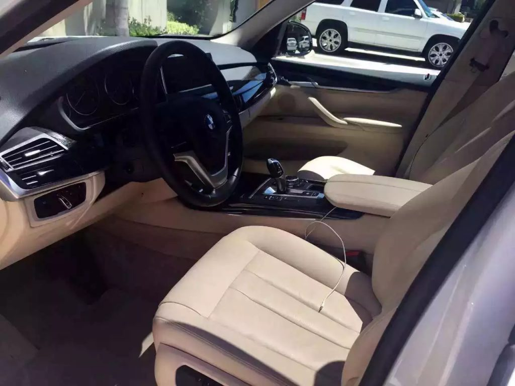 2014 BMW X5 sdrive35i 23xxxmls ACC自动驻停技术 无钥匙进入/启动 升级轮毂 自用车 车况完美