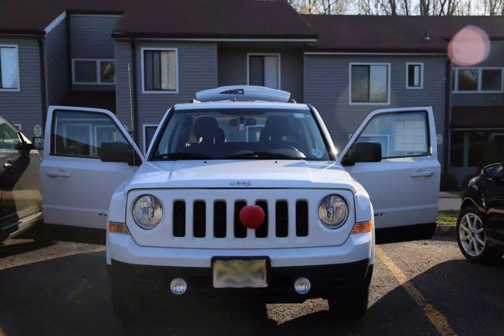 2012 Jeep Patriot,里程:34k,高配latitude,这是一台不可多。价格1打头,全价不到1w5!