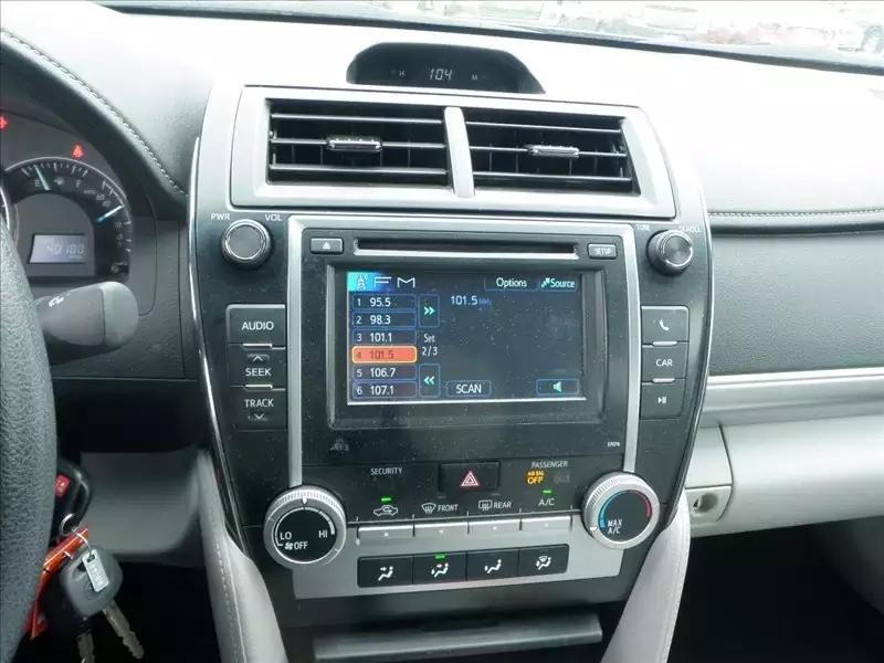 车况良好 2013 Toyota Camry LE,里程:40k。神车四大特点:保值,保质,经济,实用。