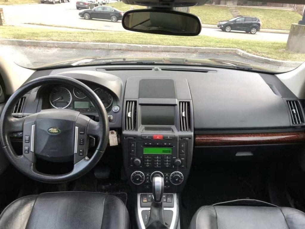 买车位 2018 二手 NH New hampshise  新罕布什尔州 纳舒厄 nashua Land Rover 路虎