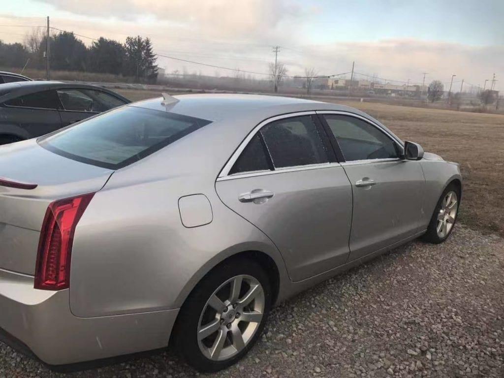 买车可以刷卡吗 二手 ND North Dakota 北达科他州 法戈 fargo Caddilac 凯迪拉克