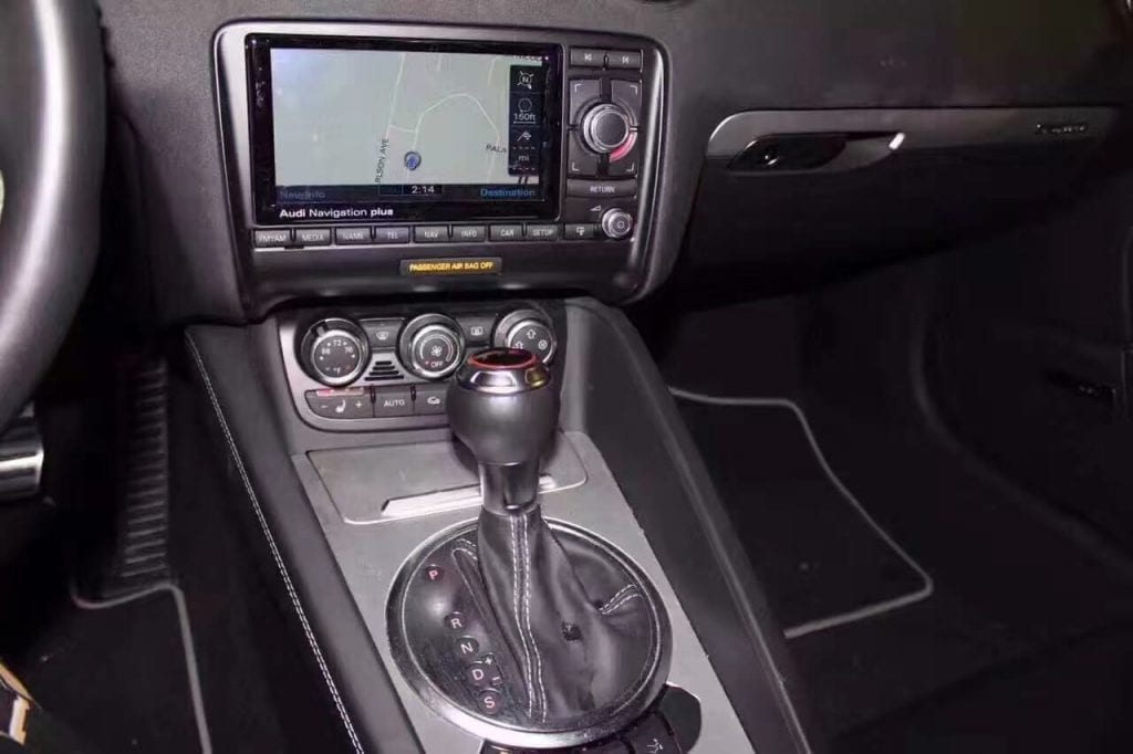 买车挂公司牌 2013年 超低里程 限量版 奥迪 TTS prestige 0-100 4.5秒