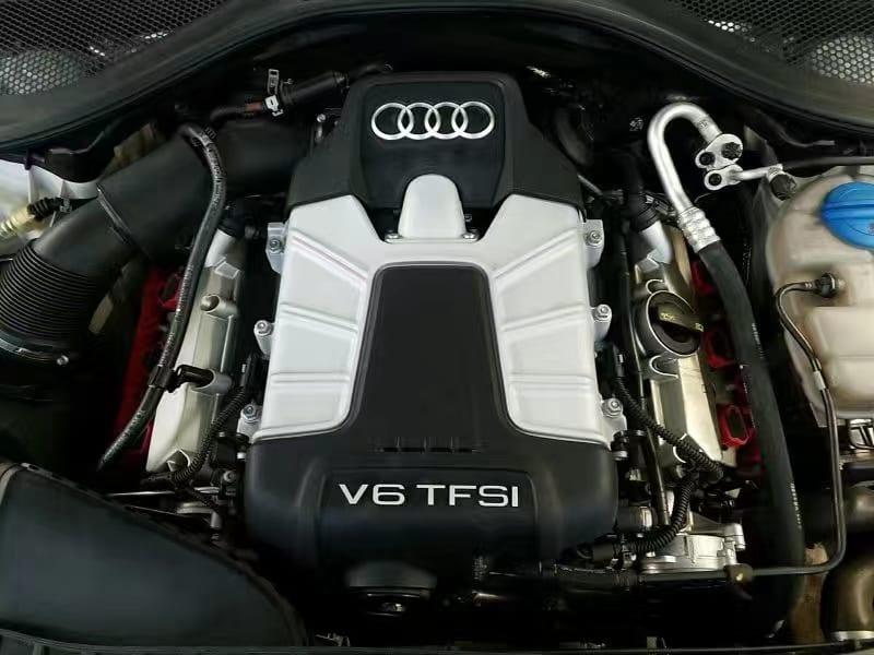 买车 年收 2014 Audi A7 premium plus,v6机械增压 supercharge 发动机