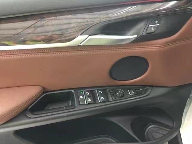 美国二手车app 2014 bmw X5 xdrive,罕见白色巧克力内饰