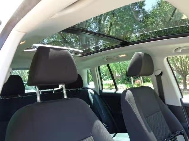 买车时机2018 2013 大众 Tiguan 2.0tsi,全景天窗版,德系suv:安全