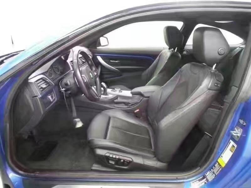 美国二手车交易流程 2014宝马428i xDrive M-Sport 最好看的颜色