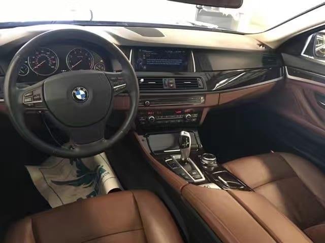 美国买车现金  2014 bmw 528i Xdrive,四驱,凝重的钢琴黑漆