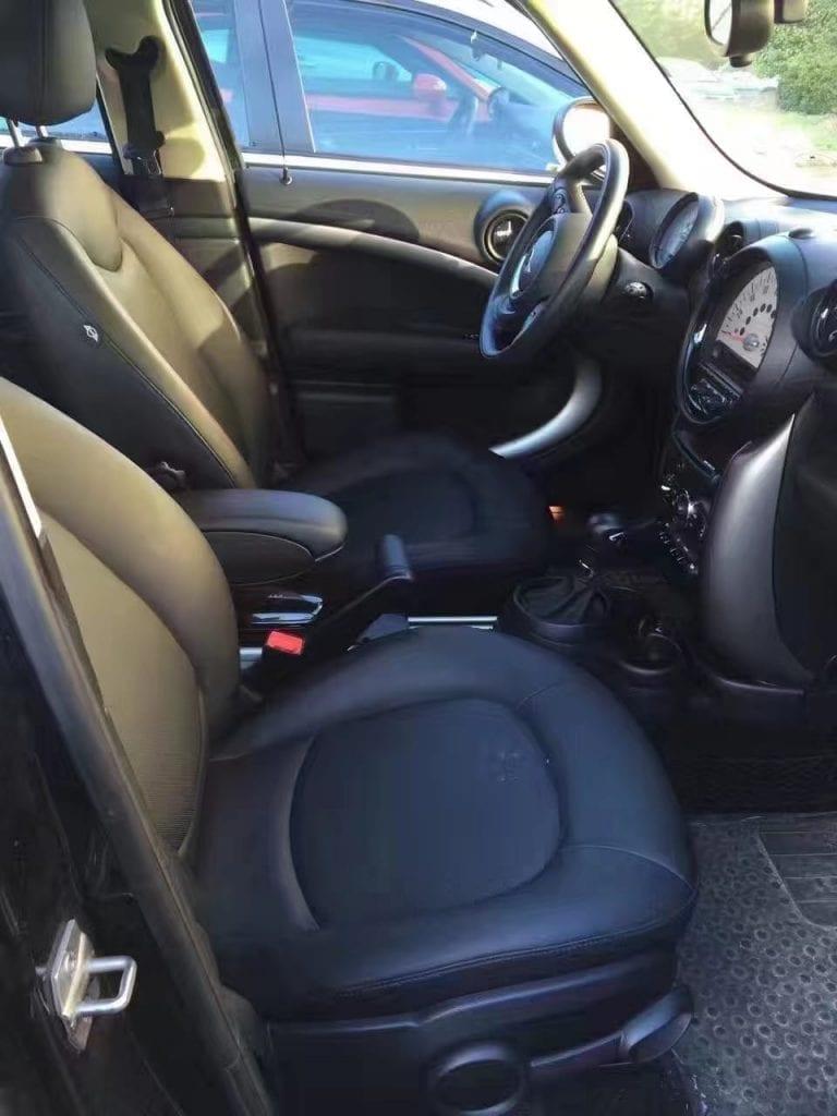 美国 二手车 certified 2013 Mini Cooper Countryman,迈数仅仅25k