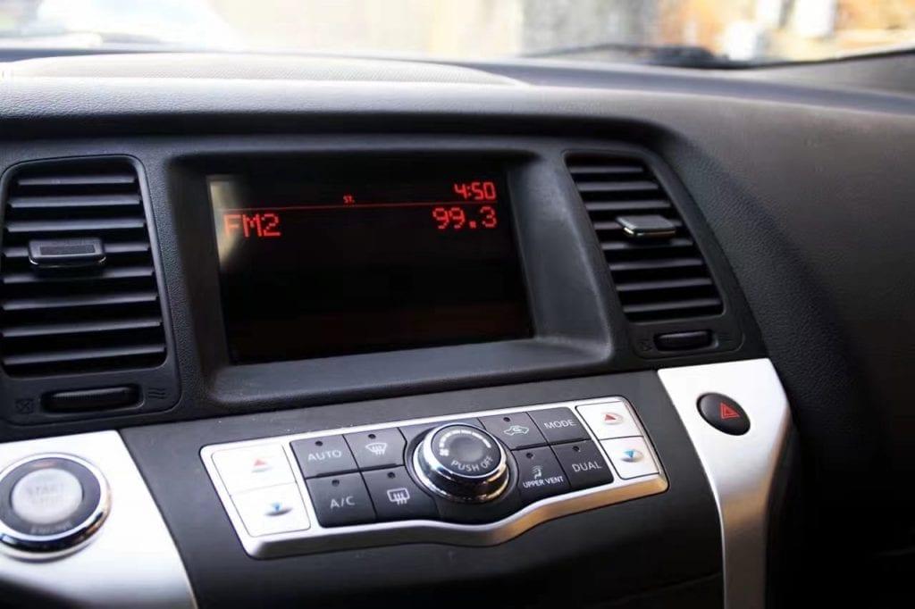 美国买车要驾照吗 2009 Nissan Murano,价格1打头,私人车你懂的