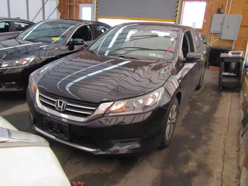 买车付款流程 2013 Honda Accord Sedan,39150miles,预算1w5