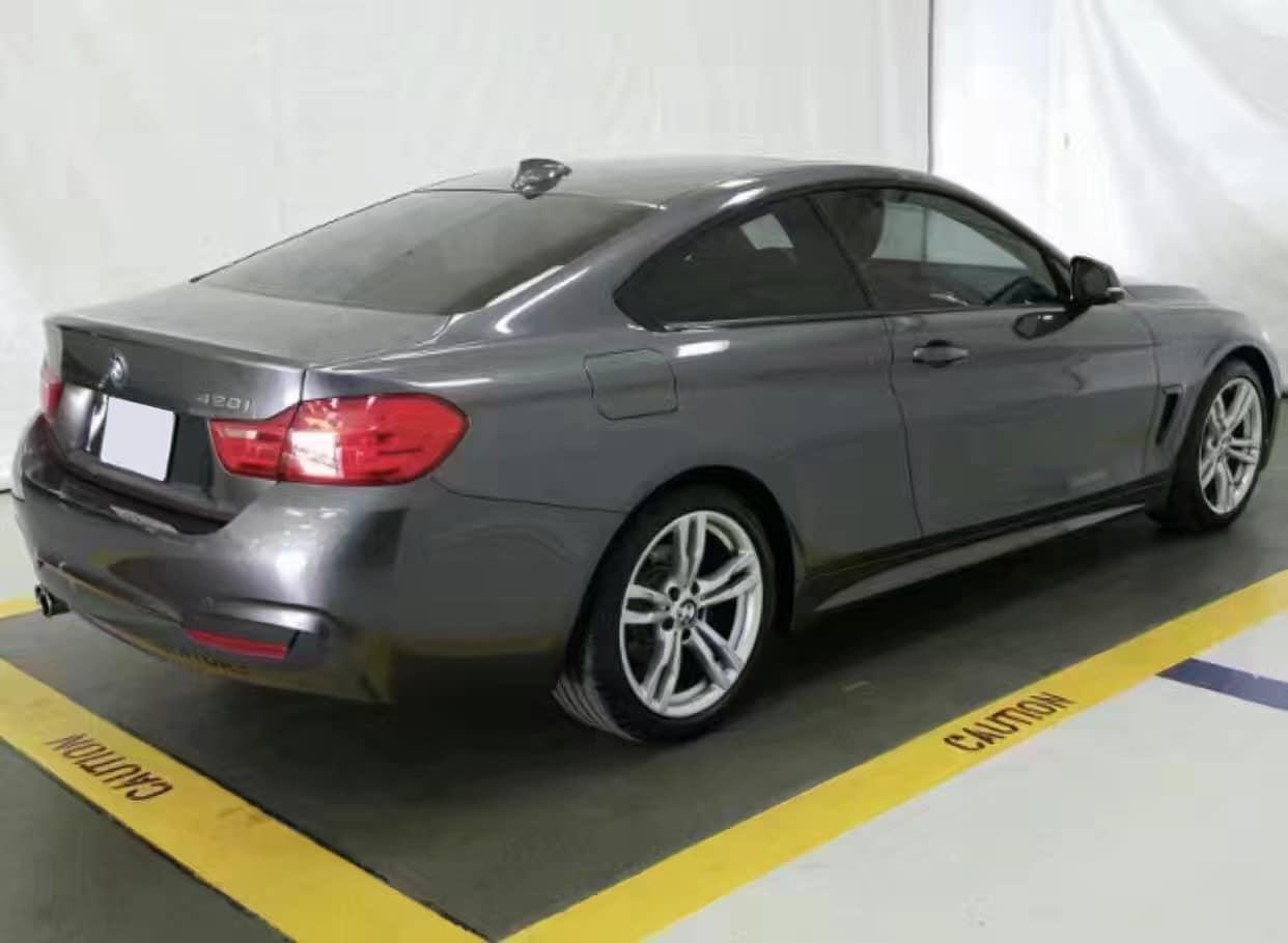 美国买车需要ssn吗 2014宝马428i M-Sport,迈数37k,车况如新