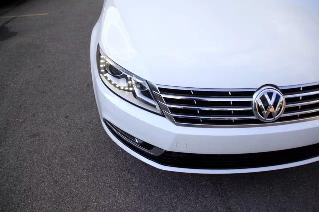 买车燃料税 2013 大众 CC,不仅外观美丽里程2w7