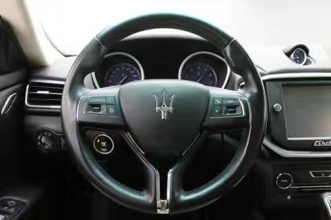 美国二手车讲价 二手 KYkentucky肯塔基州路易斯维尔 louisville Maserati Ghibli 玛莎拉蒂  吉卜力