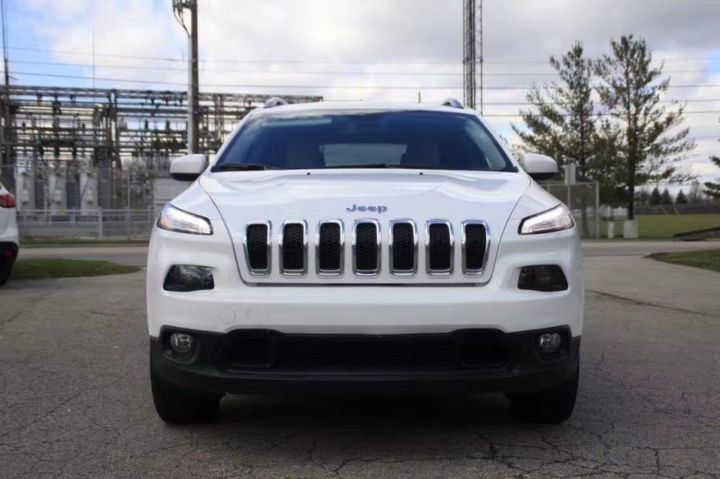 买车 分期零利率 2014 Jeep Cherokee 4x4,就是传说中的那个小切诺基