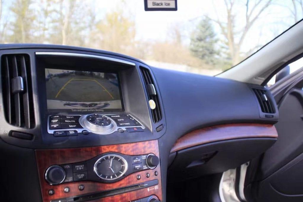 美国二手车dealer 2009 Infiniti G37x,bose音响,皮质内饰