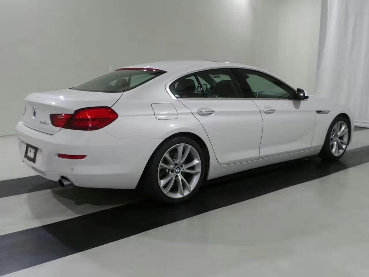 买车如何议价 2013 bmw 640i Grandcoupe,里程2w4,价格仅仅4w出头