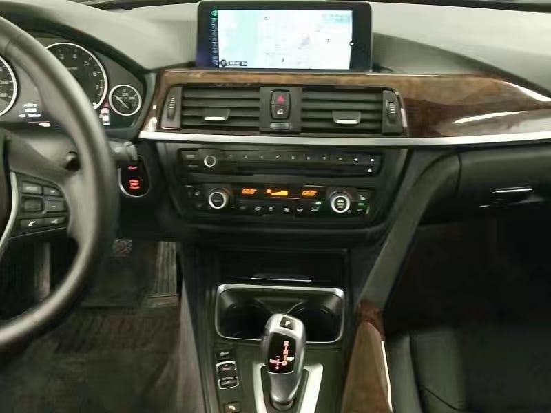买车 签约 注意 2014宝马328i xDrive,高配 超低里程 仅仅跑了19k