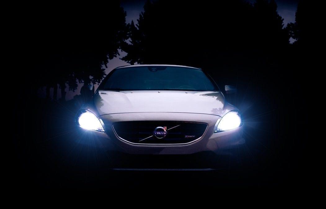 交通筆試一定會考你的:遠光燈以及大光燈的使用規定