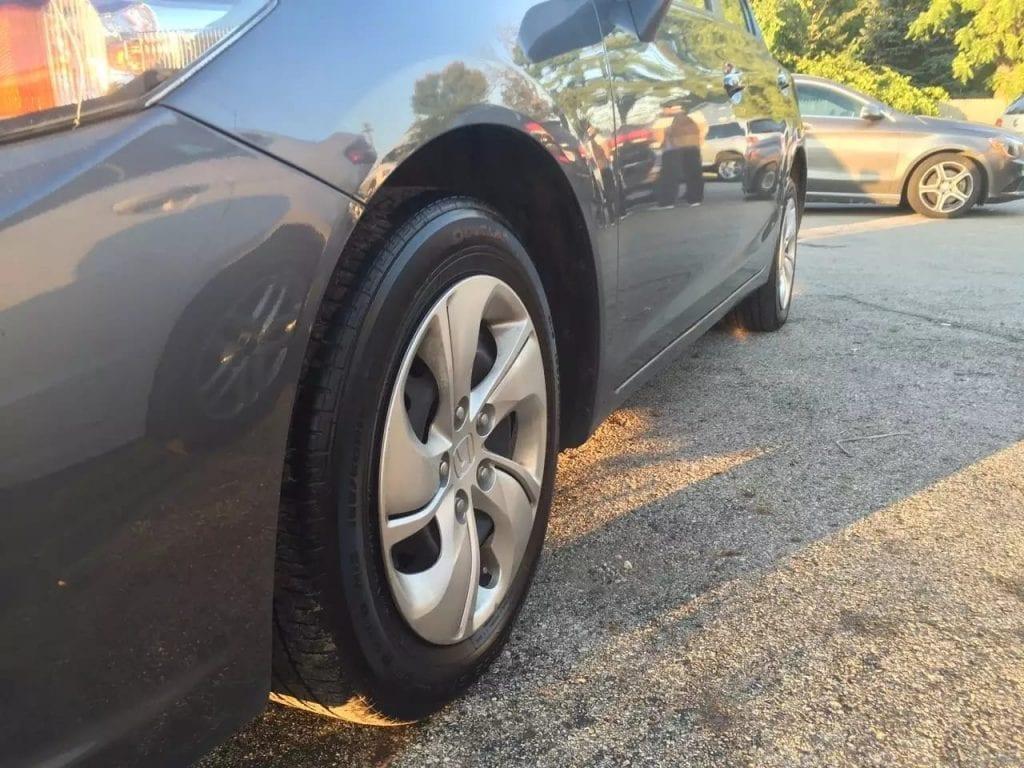 美国二手车inspection 2013 Honda civic,里程:41k,有倒车影像