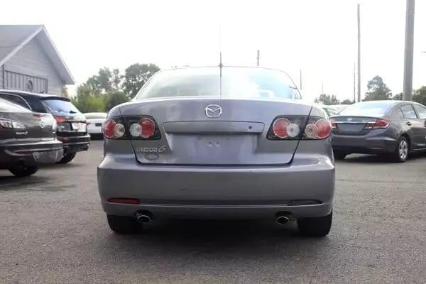 美国二手车过户 2006 Mazda6 运动款代步车,周末特价5xxx。