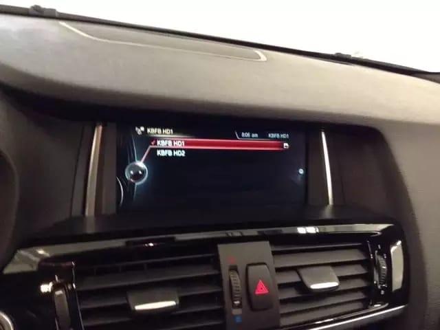 二手车购置税 2015 BMW X4 M-sports版,绝对帅气  里程2w4