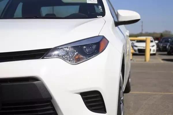 美国买车需要什么 2014 Toyota corolla,里程仅仅:3w6,价格只要:1打头