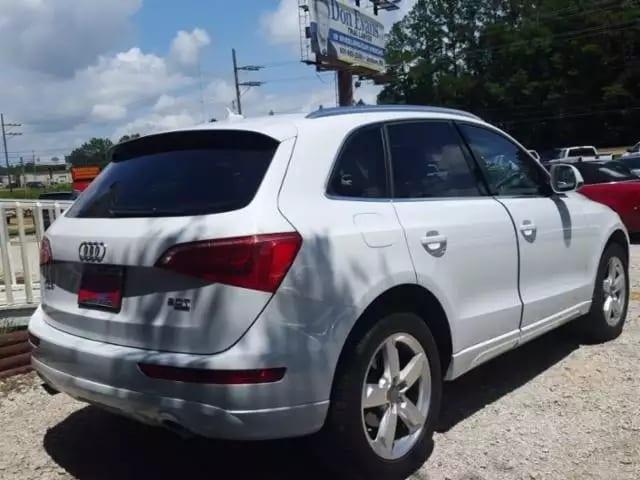 美国二手车买卖 2012 Audi Q5,里程5w6,车况好配置高,全景天窗